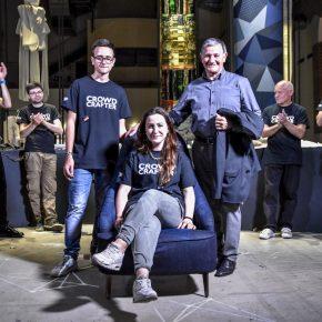 Angelo Longo e gli studenti Afol vanessa4newcraft