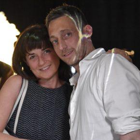 Monica Scanu e Filippo Berto per la poltrona vanessa4newcraft
