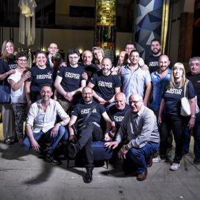 Il team BertO a New Craft triennale di milano
