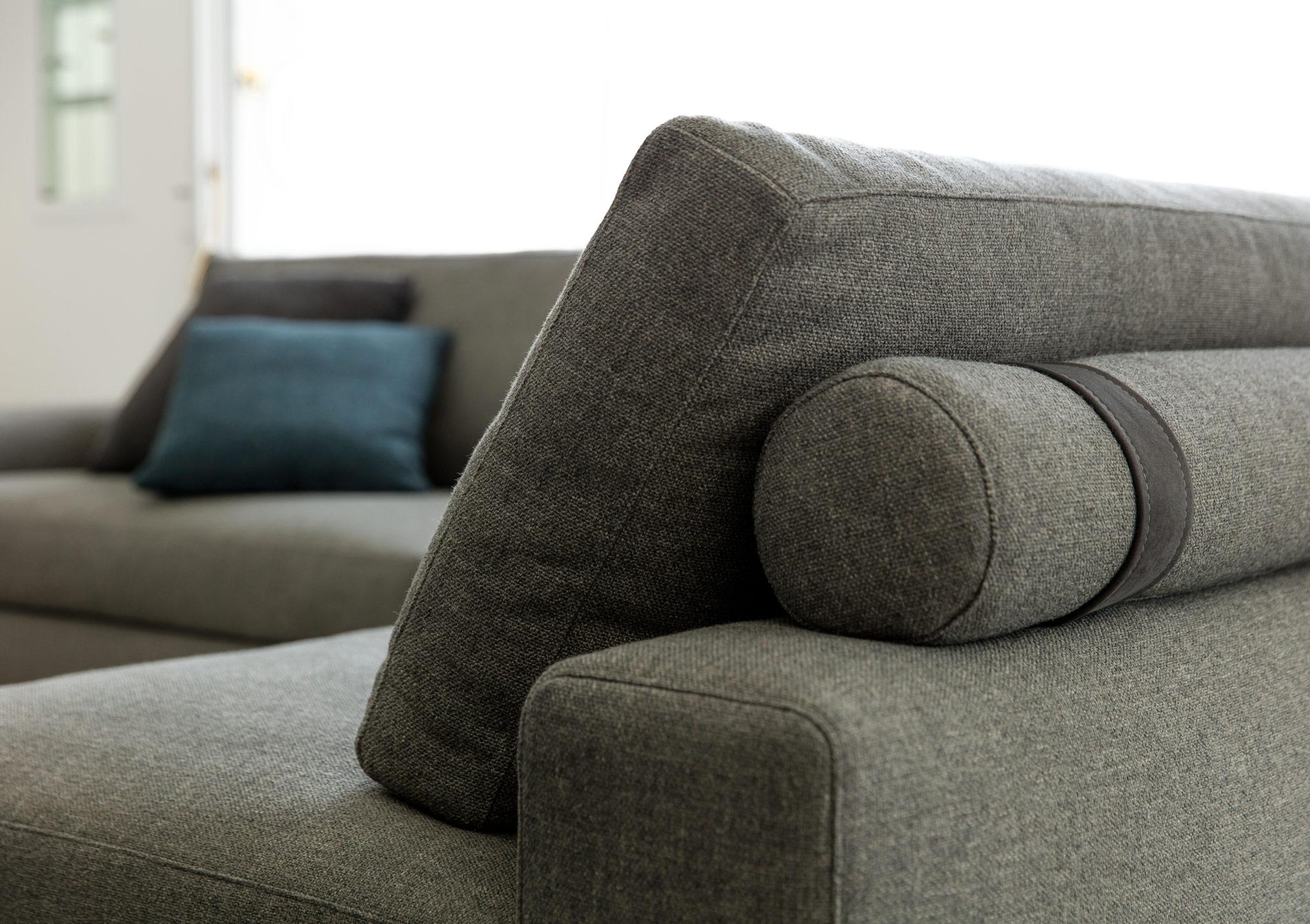 Rulli a sostegno schienali divano Joey