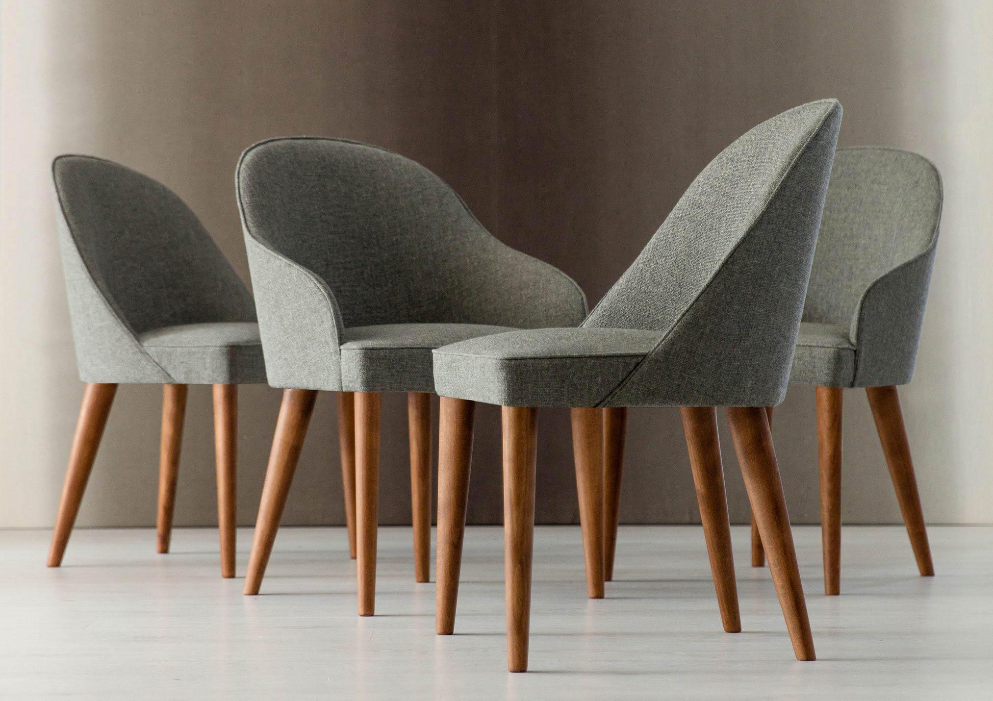 Judy, la prima sedia da tavolo moderna made by BertO | Bertostory ...