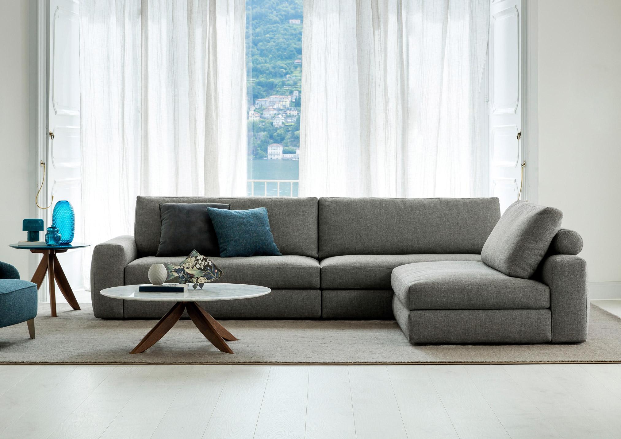 Sofa compuesto Joey respaldo bajo