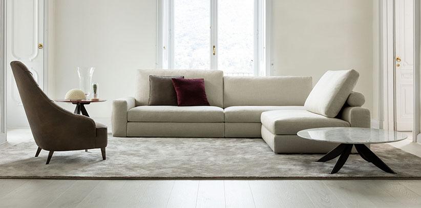 Sofa compuesto Joey con respaldo alto