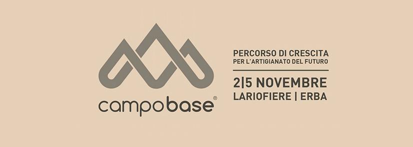 Campo Base - LarioFiere partecipa Filippo Berto