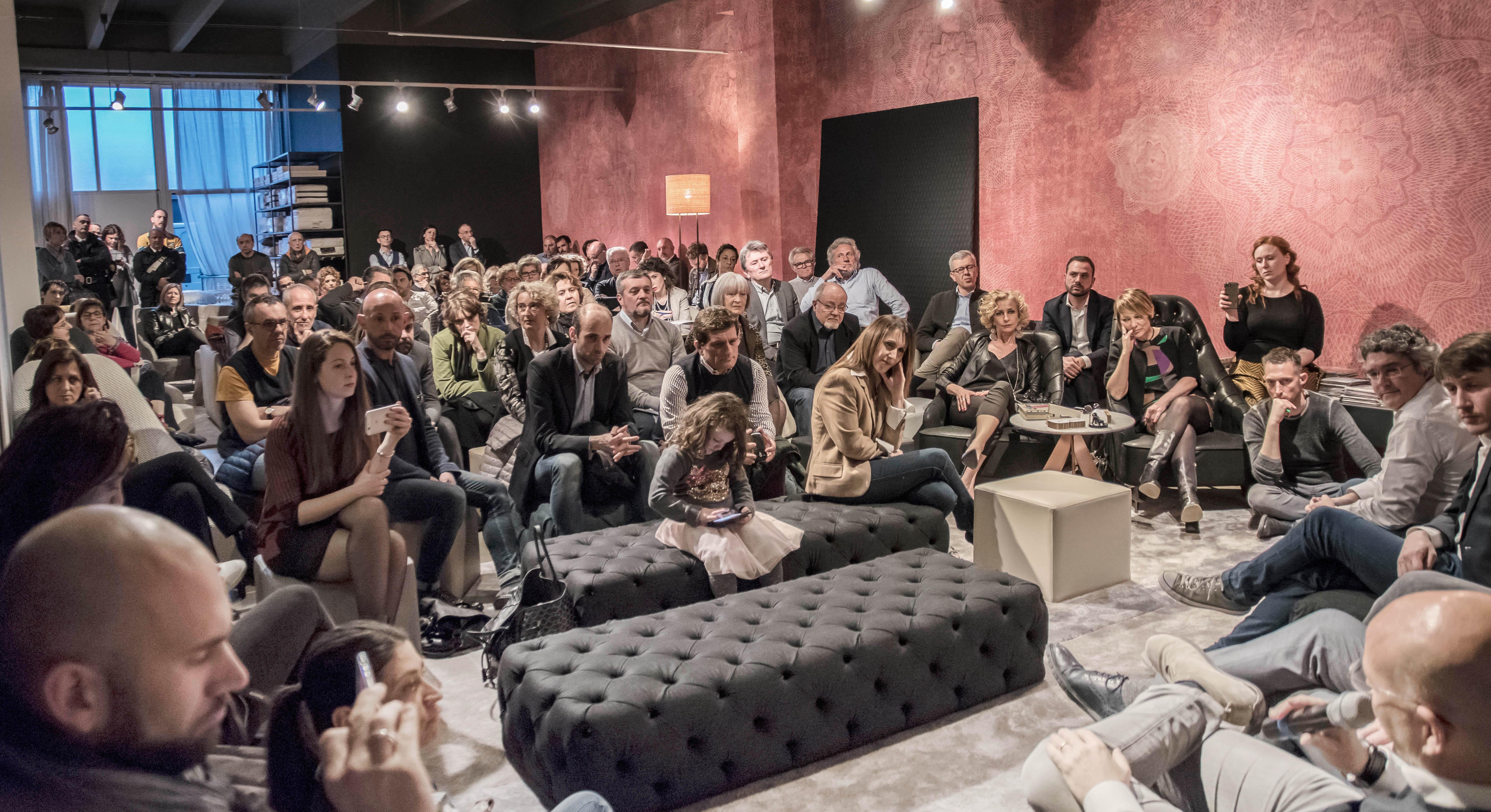 121 persone a bertolive per parlare di economia etica