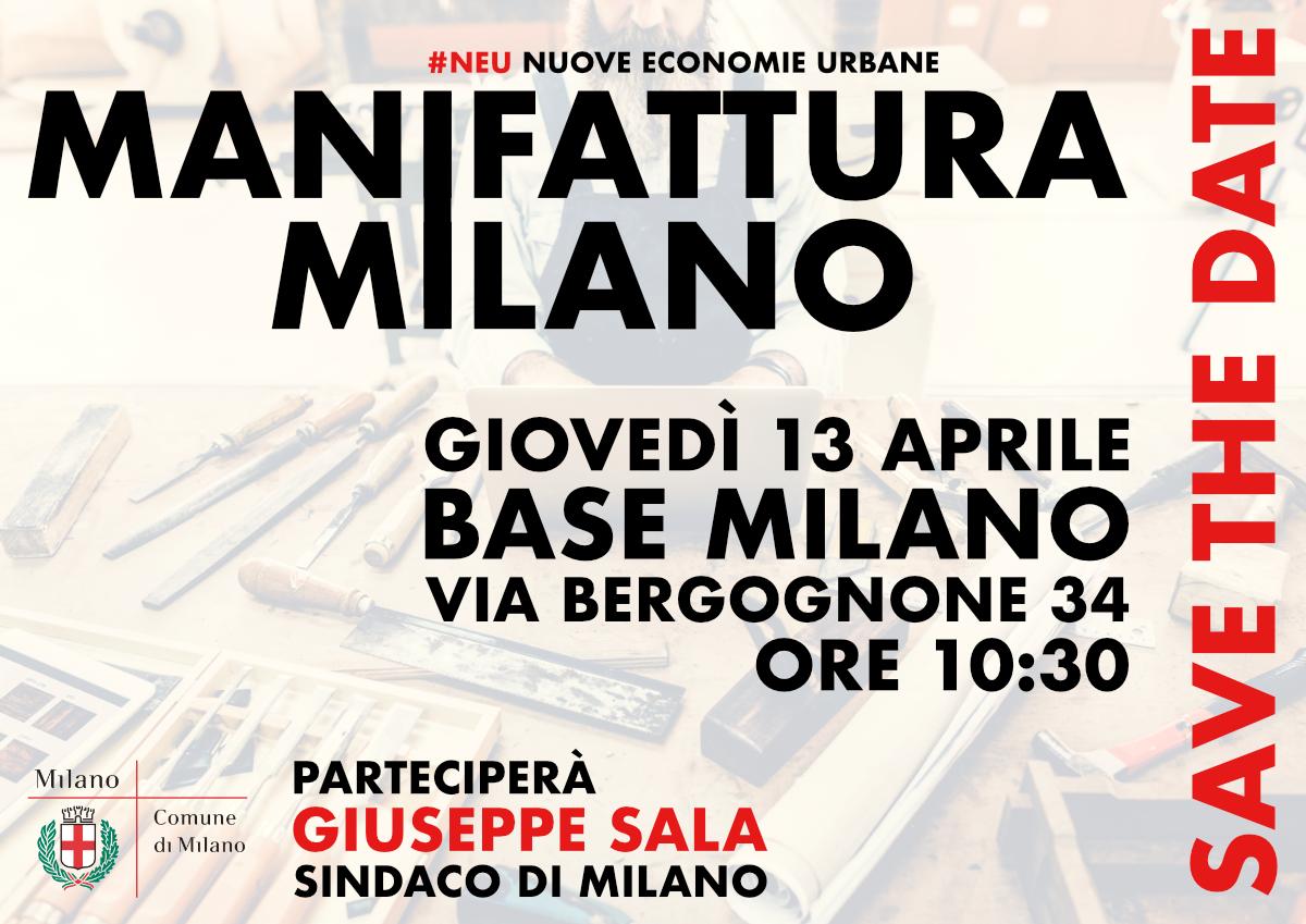 Manifattura Milano presentazione progetto