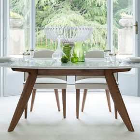 Table ovale Ring