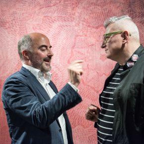 Stefano Micelli e Stefano Maffei alla presentazione di Maker bertolive