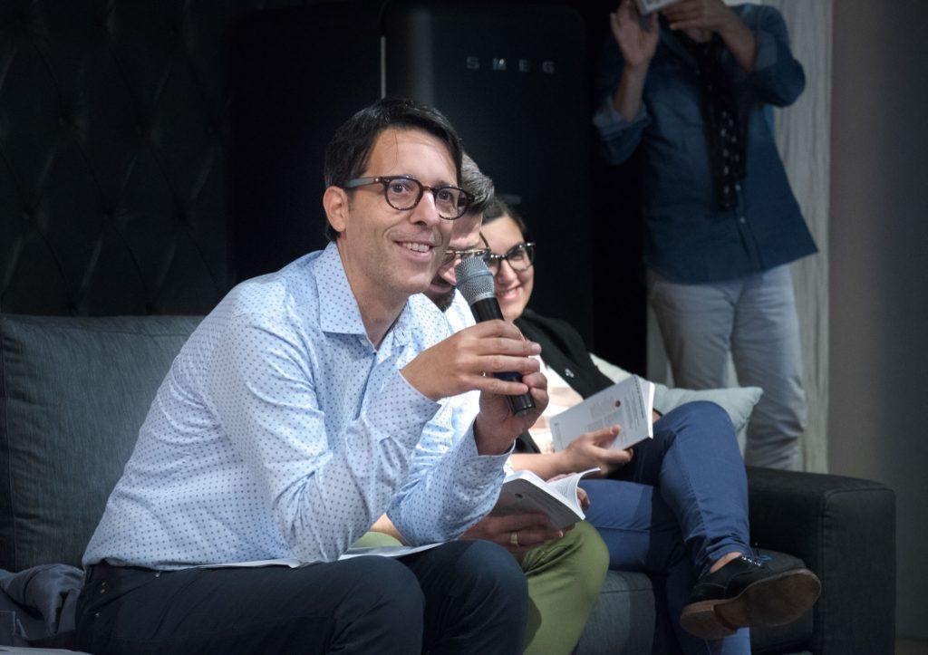 Stefano Schiavo presentazione Maker bertolive
