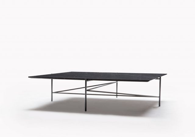 table basse Riff en marbre