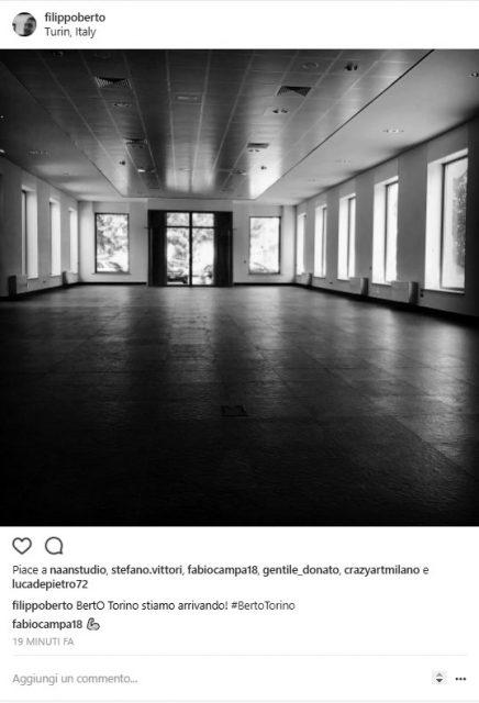 Prossima apertura negozio BertO a Torino
