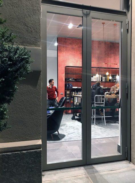 marco crepaldi showroom berto torino