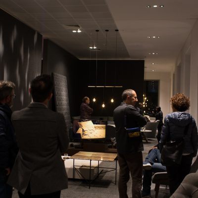 Inaugurazione showroom BertO Torino