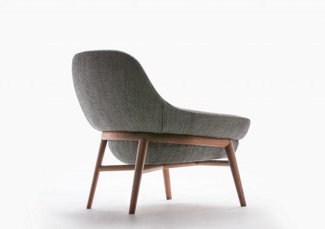 fauteuil Hanna berto salotti italie