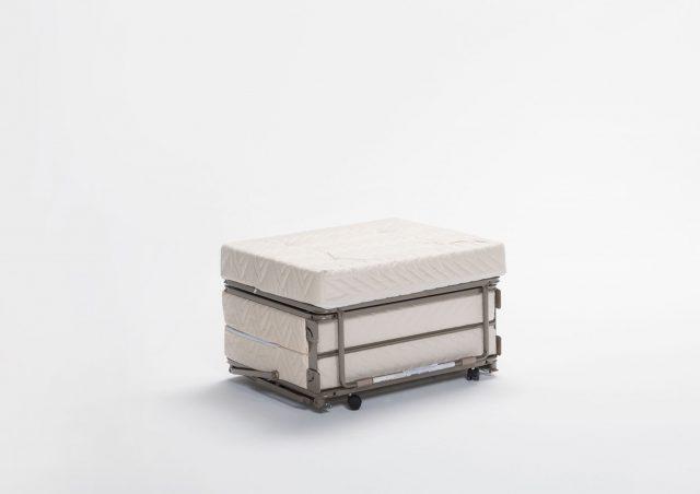 apertura pouf letto ghisallo