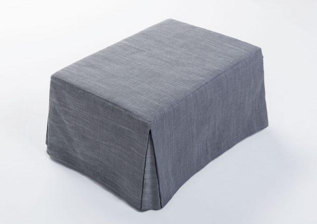 pouf letto a una piazza e mezzo paguro