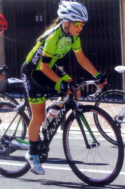 Ciclismo femminile GS cicli Fiorin sponsor berto