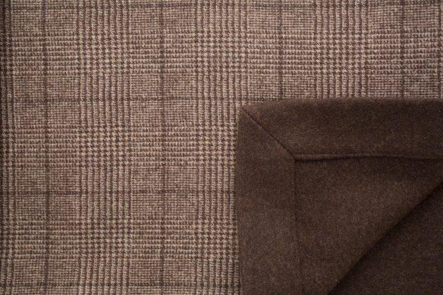Lane e cachemire loro piana interiors per l'arredamento collezione tessile berto
