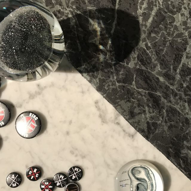 tessuto effetto marmo e marmo di carrara bianco