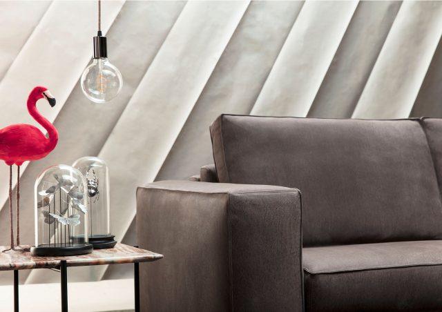 lampada fili colorati illuminazione salotto divano letto nemo