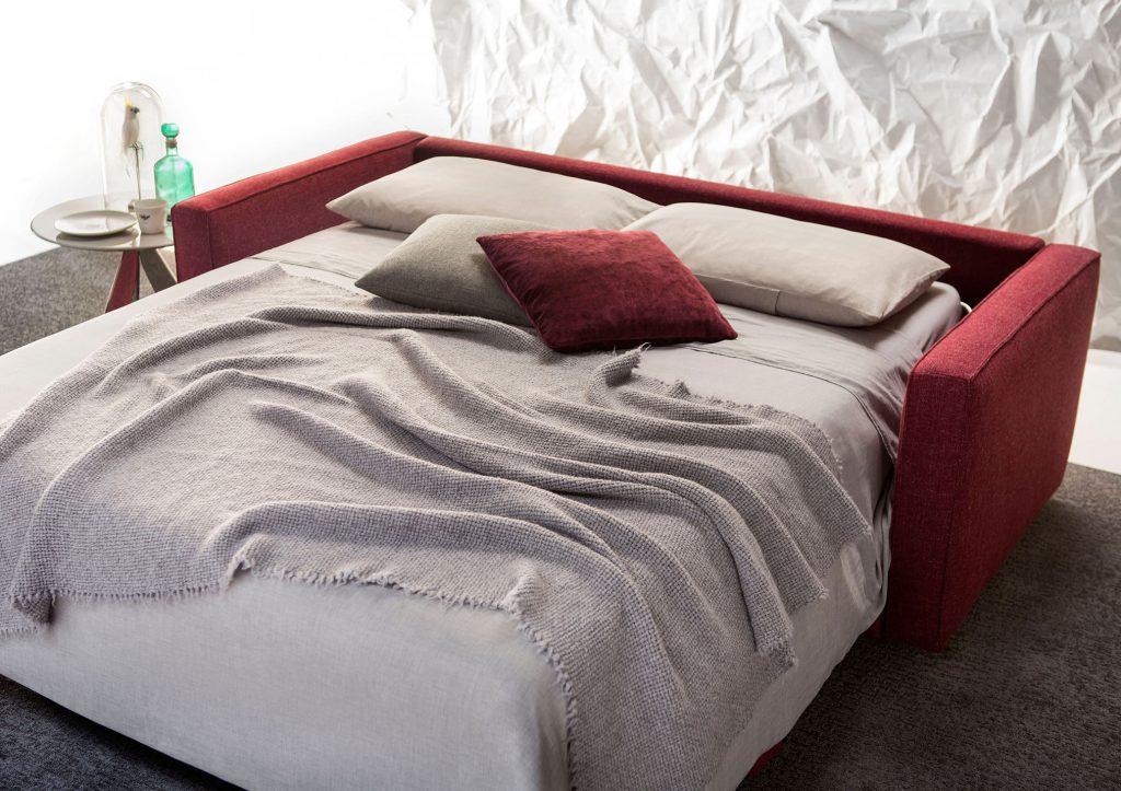 divano letto robinson materasso polilatex sfoderabile berto salotti