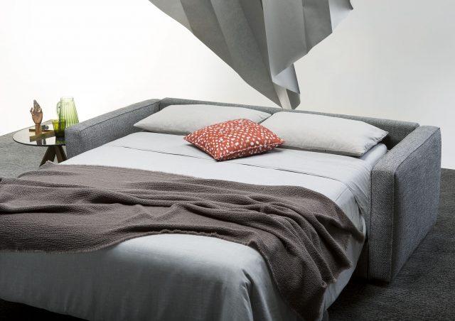 Divano letto gulliver materasso alto 18 cm