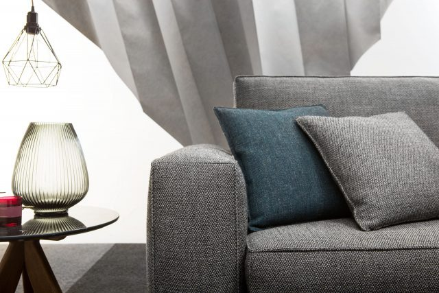 Gulliver Sofa Bed + Crative cables lamp
