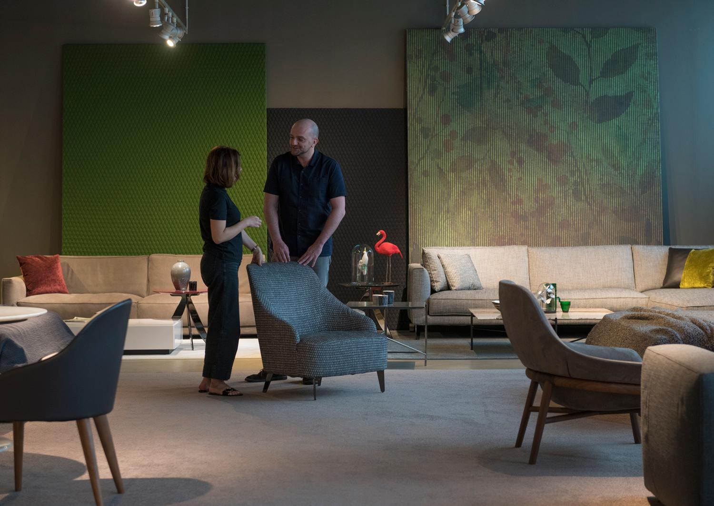 Bertostory il blog di berto salotti berto italian sofas for Showroom divani milano
