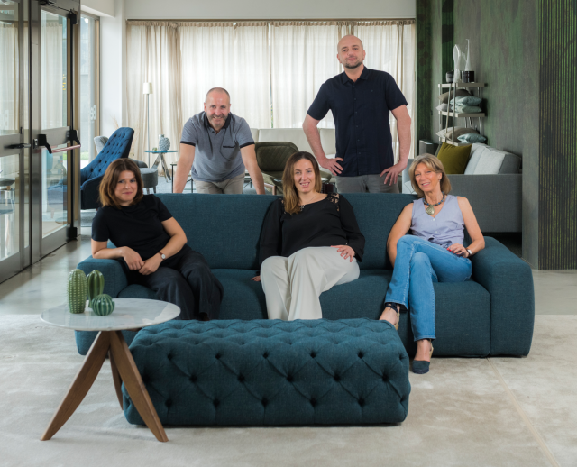 Consulenti d'arredo showroom BertO Meda