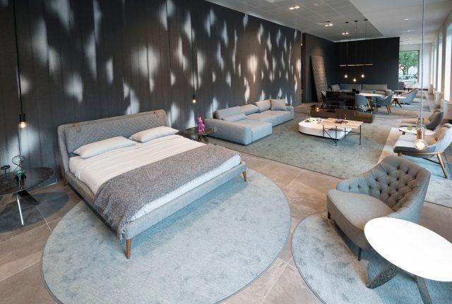 Showroom BertO salotti divani Torino