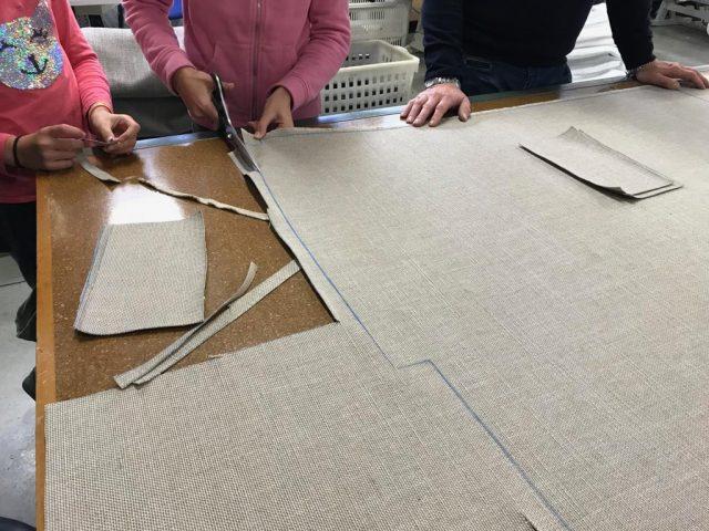 Crowdcrafting a Catalogo: come realizzare il proprio divano nella Tappezzeria Sartoriale BertO