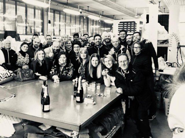Team BertO Natale 2018