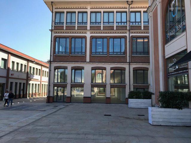 Edificio berto salotti brescia apertura 2019