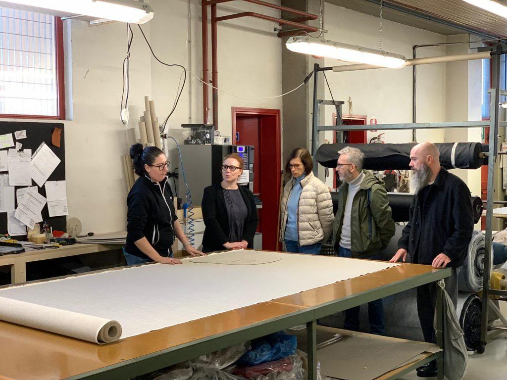 manifatture aperte milano 2019 laboratorio berto