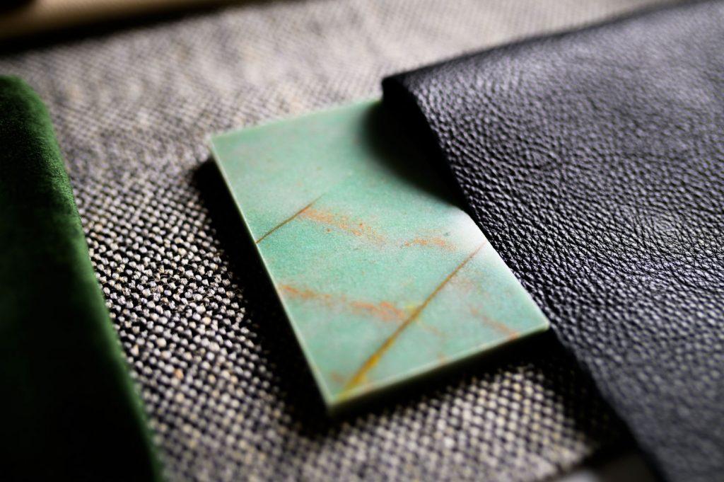 design moderno materiali berto