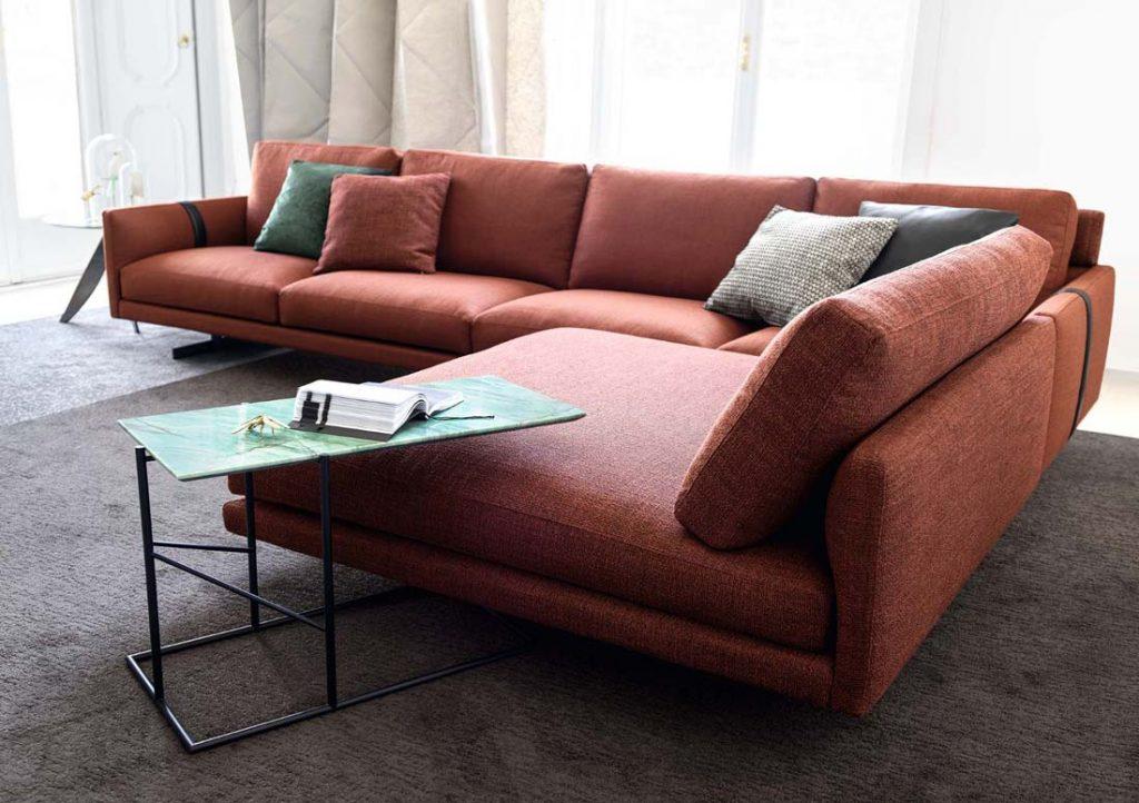 Il ruolo del divano nelle case del 2020 berto the dream design made in meda
