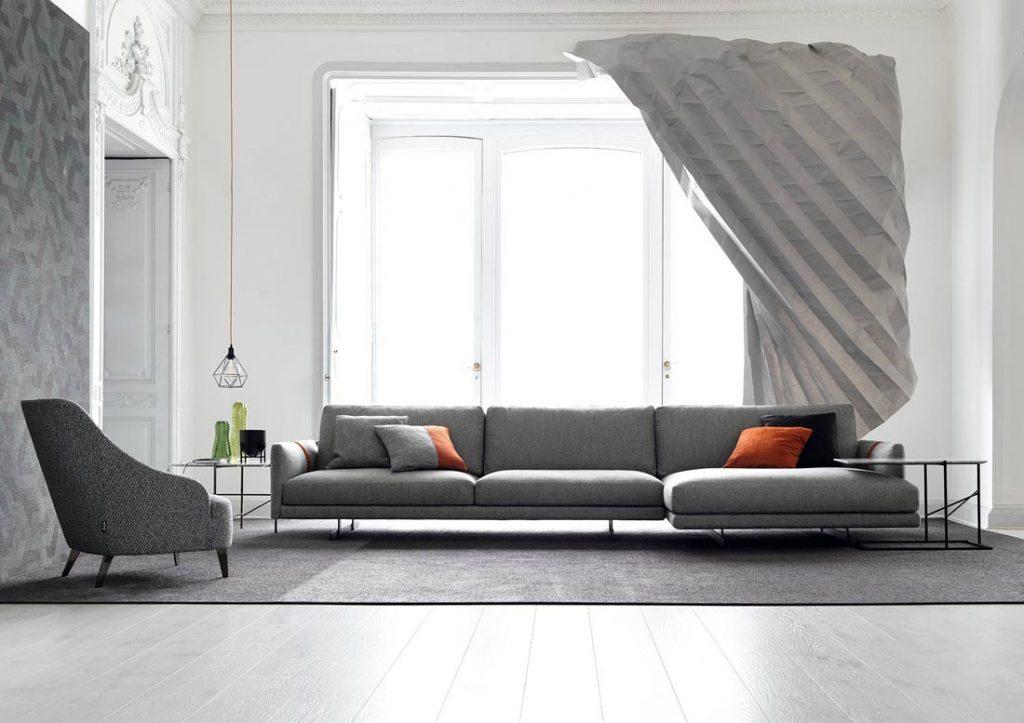 Dee Dee è il divano che si adatta al tuo ambiente