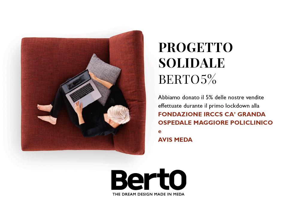 Progetto solidale BertO 5%