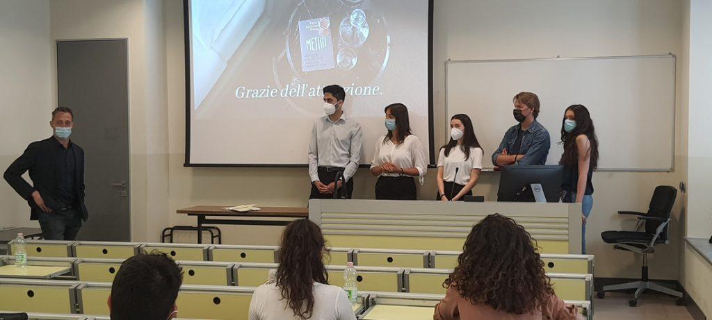 Hackathon BertO: workshop con gli studenti dell'Università Cattolica del Sacro Cuore di Milano