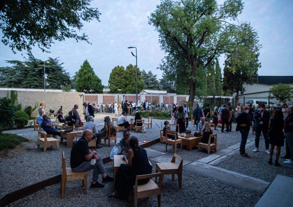Giardino LOM - Inaugurazione BertO Studio @ LOM