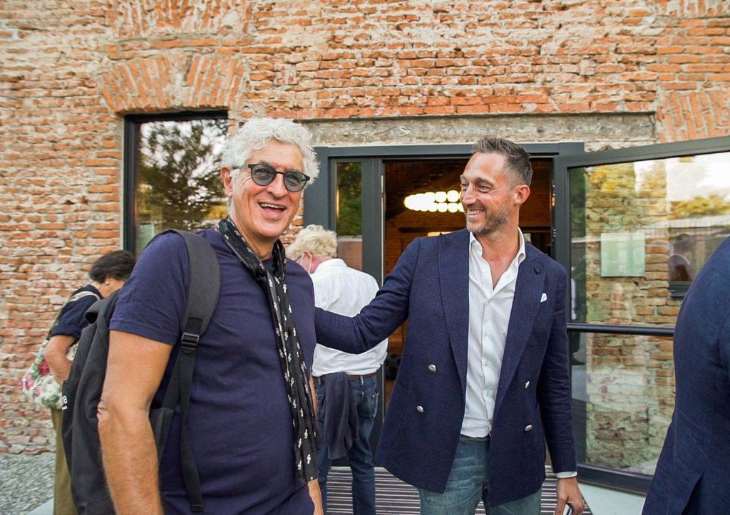 Il benvenuto di Filippo Berto - Inaugurazione BertO Studio @ LOM