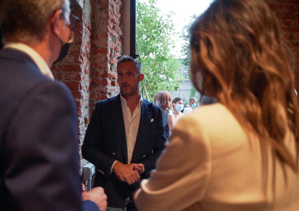 Filippo Berto- Inaugurazione BertO Studio @ LOM