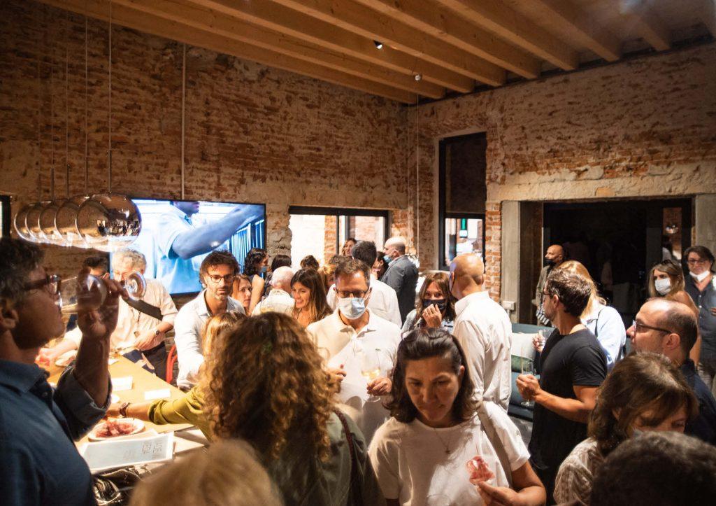 Festa di inaugurazione BertO Studio @ LOM