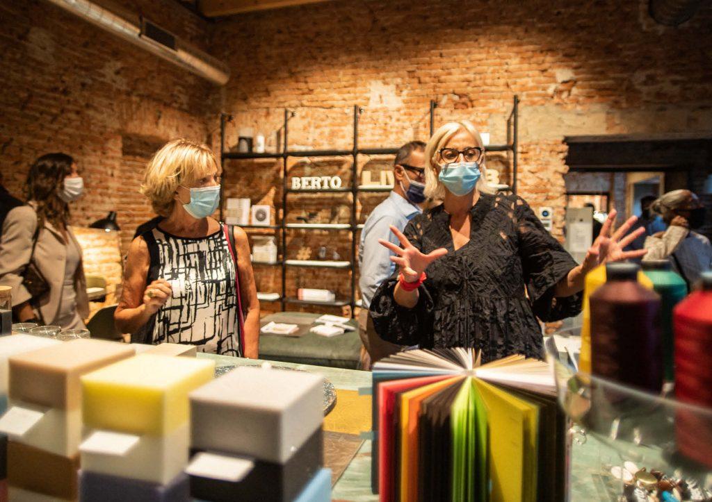 Laura - Inaugurazione BertO Studio @ LOM