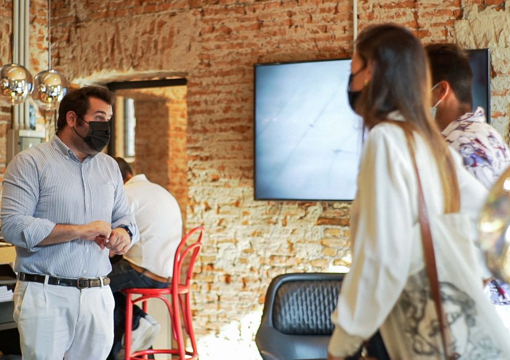 Filippo - Inaugurazione BertO Studio @ LOM